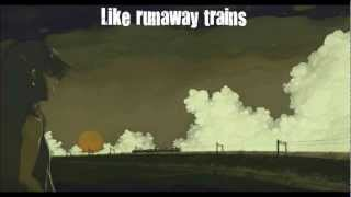 Tom Petty - Runaway Trains [Lyrics on Screen]