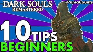 Gambar cover Top 10 Tips and Tricks for Dark Souls 1 Remastered (for Beginners/Starters/Noobs) #PumaCounts
