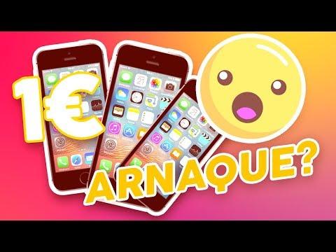 iPhone à 1 euro ! ( Qui se cache derrière ? )