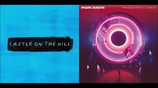 Castle On Whatever Hill - Imagine Dragons vs Ed Sheeran (Mashup)