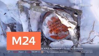 Эксперты считают, что пилоты Ан-148 приняли неверное решение - Москва 24