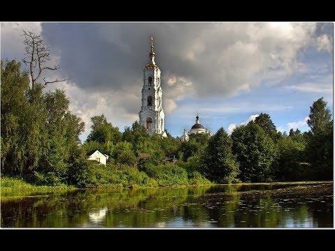 Путешествие на УАЗ Патриот на Самую высокую КОЛОКОЛЬНЮ в Европе. Николо- Бирлюковский монастырь