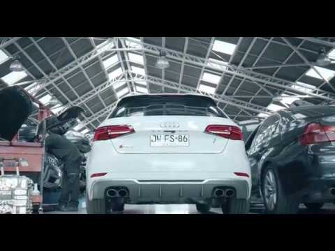 The iPE Exhaust for Audi S3 8V