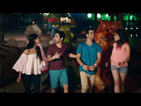 Digital Advertisement For Adlabs Imagica