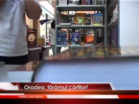 Oradea, tărâmul cărților!