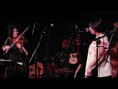 Los Cenzontles & Shira Kammen - Las Pobanitas