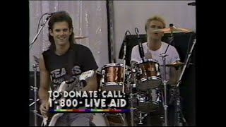 Bryan Adams - Summer Of '69 (MTV - Live Aid 7/13/1985)