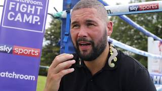 *AJ v FURY* - TONY BELLEW BRUTALLY HONEST/ & TALKS WILDER, WHYTE, CLARIFIES RUIZ COMMENTS, AJ SPEECH