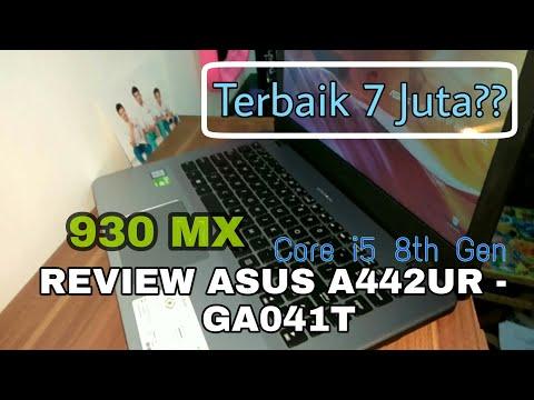 Review New ! 2017 ASUS Vivobook A442UR - GA041T | Laptop Terbaik di Harga 7 Juta?