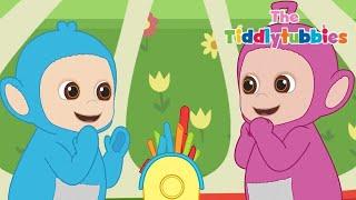 Teletubbies ★ NUEVO Tiddlytubbies! ★ CAJA MUSICAL ★ Dibujos animados para niños ★ WildBrain