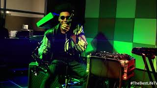 #TheBestLifeTV   - Masego Private Performance In South Africa