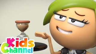 Sagittarius Dilly Dally Saggi : AstroLOLogy Cartoons | Funny Videos Children by Kids Channel