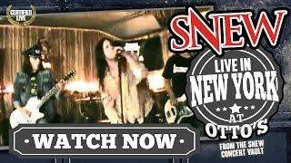 SNEW - Live at Otto's Shrunken Head NYC Part One