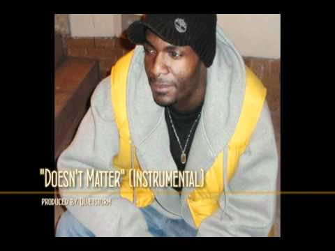 Doesn't Matter (Instrumental)