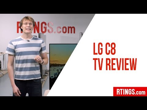 LG C8 OLED TV Review - Rtings.com