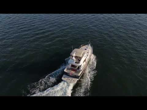 Sabre 48 Flybridge video