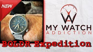 Boldr Expedition Fuji Automatic Field Watch Review