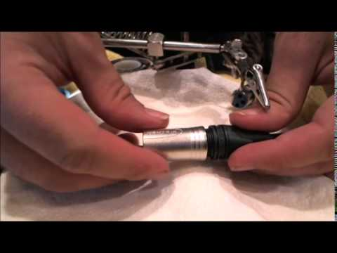 How to Repair Microphone Cable with Neutrik NC3FXX and NC3MXX XLR connectors