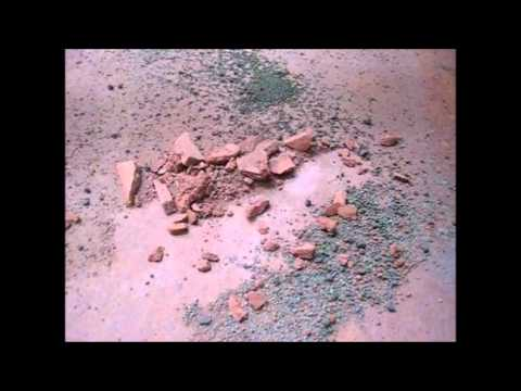 Fabrika Süpürgesi-Bims tozu, kiremit tozu, tuğla tozu süpürgesi