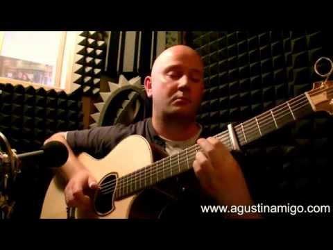 """Agustín Amigó - """"Turtle in the Sun"""" (Original) - Solo Acoustic Guitar"""