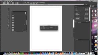 Creating dynamic page numbers with InDesign