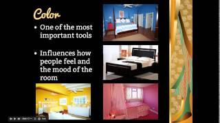 Interior Design Elements & Principles Of Design Tutorial
