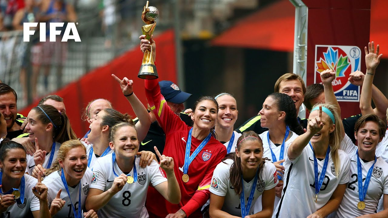 FINAL HIGHLIGHTS: USA v. Japan – FIFA Women's World Cup 2015