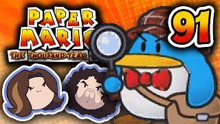 Paper Mario TTYD: World