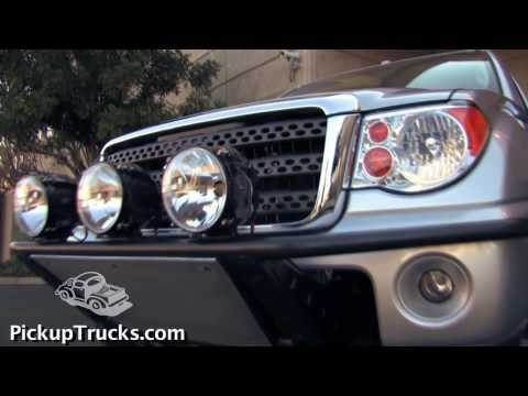 3 Modified Suzuki Equator Pickup Trucks