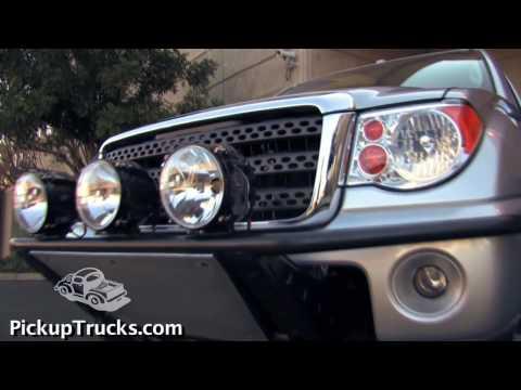 3 Modified Suzuki Equator Pickup Trucks