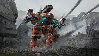War Robots Последний день без Спектра