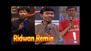 Kumpulan Stand Up Comedy Ridwan Remin