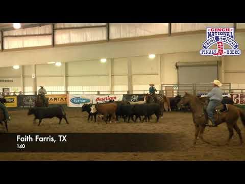 2021 NHSFR Girls Cutting World Champion