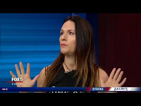Dr  Jen Welter talks about becoming first female NFL coach