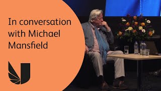 In conversation with Michael Mansfield | University of West London