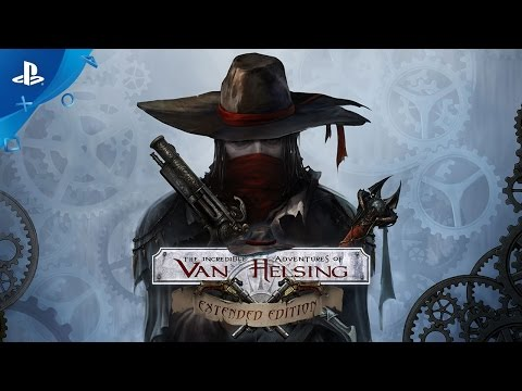 The Incredible Adventures of Van Helsing: Extended Edition - Launch Trailer | PS4 thumbnail