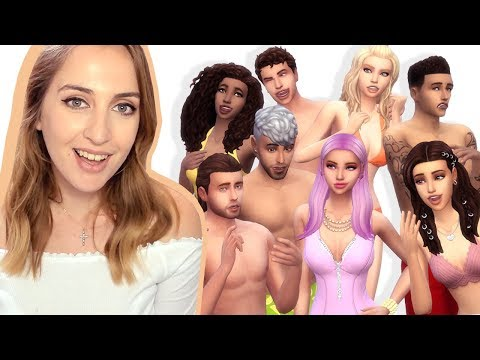 The Sims 4: Love Island (Episode 1)
