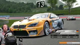 Gran Turismo Sport   FIA ПОТНАЯ БОРЬБА РУССКИХ ЗА ПОДИУМ (отрывок из стима)