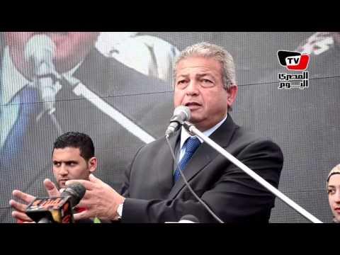 وزير الشباب والرياضة: «ليس لدينا بطالة في مصر»