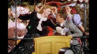The Trolley Song - Judy Garland - Music Only Track (Meet Me In St. Louis - 1944)