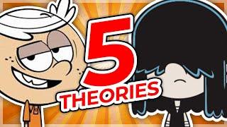 5 THEORIES   BIENVENUE CHEZ LES LOUD | PARTIE 1#23