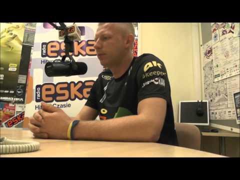 Piotr Skiba w Radiu Eska
