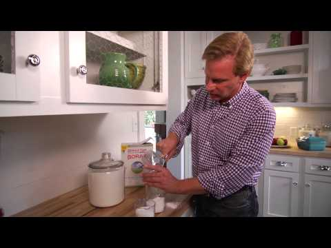 Video Homemade Fire Ant Solution | At Home With P. Allen Smith