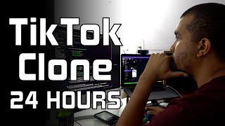 Build TikTok Clone in 24 Hours Challenge