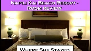 Napili Kai Beach Resort Maui, Hawaii - Where She Stayed