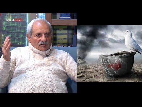 Bac tv. Ես վախենում եմ ոչ թե պատերազմից, այլ խաղաղությունից․ Սամվել Բեկթաշյան
