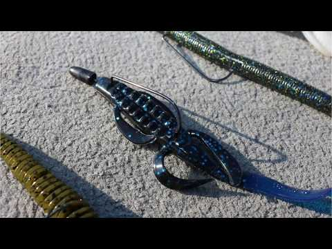 Soft Plastic Lures – Shallow Summer Bass Fishing Tips