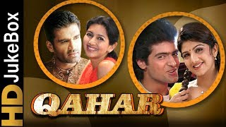 Qahar 1997 | Full Video Songs Jukebox | Sunil Shetty