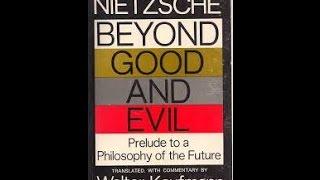 45 minutes on a single paragraph of Nietzsche