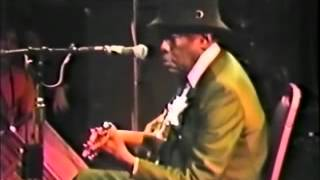 John Lee Hooker and The Coast to Coast Blues Band Live in San Francisco 3/30/85!!!!